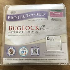 Protect A Bed Bug Lock Plus Mattress Cover Queen Size