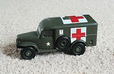 Solido - Dodge WC-54 Ambulance - Die Cast - Military - 1:50 Scale - 1989