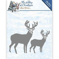 ADD10115 AMY DESIGN THE FEELING OF CHRISTMAS CUTTING DIE - CHRISTMAS REINDEERS