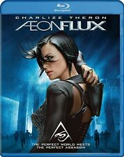 Aeon Flux (2005) Blu-ray New, Charlize Theron, Jonny Lee Miller