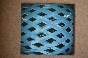 The Who - Tommy. 1966 Rare French Issue