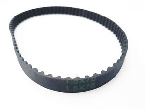 Timing Belt for Mini Lathe - CHECK DIMENSIONS!