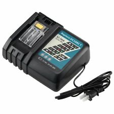 DC18RC Charger for Makita 14.4V 18V LXT Lithium-Ion Battery BL1830 BL1815 BL1850