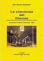 La coscienza del Diavolo - Gialli celebri- Serpentini -Libro nuovo in offerta!