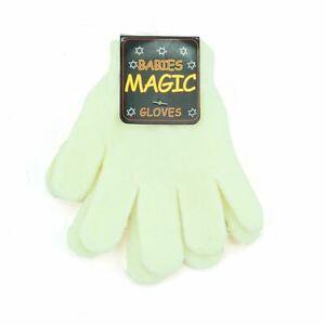 Stretchy Gloves Magic Gloves Knitted Warm Winter Kids Children