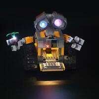 Lumières LED Pour Idées Kit Blocs De Construction Wall  Compatibles  LEGO 21303
