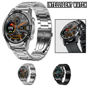 Bluetooth Calling Smart Watch Heart Rate Fitness Tracker MP3 for iPhone Samsung