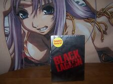 Black Lagoon Season 1 SteelBook - Complete Collection - NEW Anime DVD Vol 1,2,3