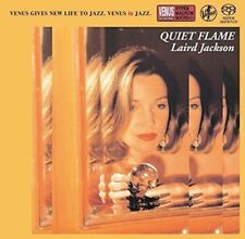 Quiet Flame by Laird Jackson (CD, Sep-2016)