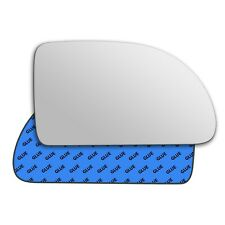 Right wing adhesive mirror glass for Chevrolet Equinox 2005-2009 609RS