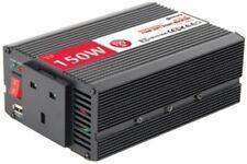 More details for 24vdc 2500w soft start modified sine wave inverter tvs, lighting, fans
