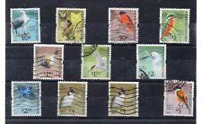 Hong Kong Fauna Aves Valores del año 2006 (DN-498)