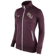 NCAA Nike Florida State Seminoles Women's Garnet Stadium Classic Full Zip Track