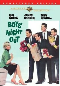 Boys' Night Out  - New and Sealed  DVD