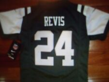 NY NEW YORK JETS DARELLE REVIS #24 NIKE JERSEY Youth S (sz 7 ) New With Tag