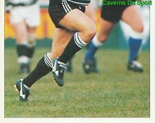 300 T. UNDERWOOD NEWCASTLE FALCONS 2  STICKER PREMIER DIVISION RUGBY 1998 PANINI