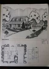 Farmhouse Collection Group III Designs, Inc. Homebuilding Plans