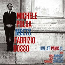 Michele Polga Metts Fabrizio Rosso - Live At Panic Jazz Club CD