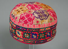 hand embroidered Women's Caps and Ceremonial Headdress Gilgit-Baltistan No:21/M