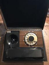 Vintage Spy Phone Deco-Tel Rotary Personal Telephone In Box Vintage