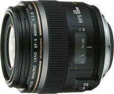 Canon Monofocal Macro Lens Ef-S60Mm F2.8 Macro Usm Aps-C Corresponding