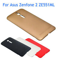 For Asus Zenfone 2 5.5'' ZE551ML Housing Rear Battery Case Back Cover Replace