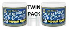 2 x Original Blue Magic Organics Indian Hemp 12oz / 340g