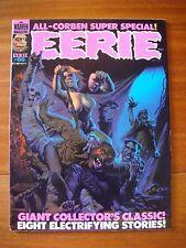 Eerie #86 - September 1977 - Warren Magazine - All Corben Super Special!
