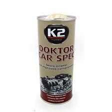 443 mL Motor Engine Car Doctor Spec Oil Additive Treatment Fuel Petrol Diesel K2