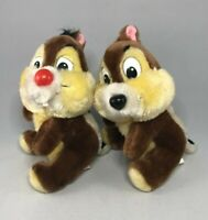 Disney Chip and Dale Plush 8 inches Excellent Condition!!! DisneyLand