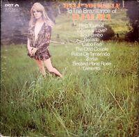 Help Yourself To The Brazilliance of DJALMA Vinyl Record 1968 LP VG+ DLP 25905