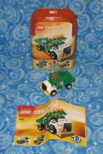 Mini Dumper 3 in 1 Lego Creator 5865 Complete Play Set with Box 60 pieces