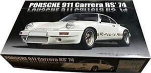 Fujimi 1/24 Scale Porsche 911 Carrera rs 1974 Plastic Model Kit RS-119