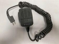 Kenwood Communication Radio SMC-25 Handheld Hand Speaker Mic Microphone (A5)