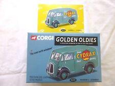 CORGI MORRIS J CYDRAX VAN 06201  [MINT AND BOXED]