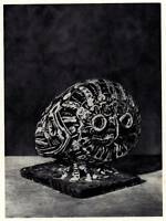 "Original 1955 Picasso Vintage Print ""The Owl"" Book Plate"