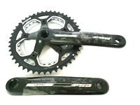 FSA Vero Compact Crankset 172.5mm 10 Speed 46 36t 110BCD Square Taper Road