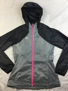 Pearl Izumi Womens M Pursuit Barrier Light Hoodie Jacket