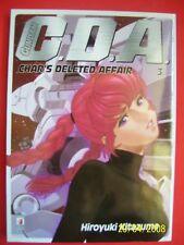 GUNDAM C.D.A.. -N° 3 -DI:HIROYUKI KITAZUME -MANGA STAR COMICS- cda- esaurito