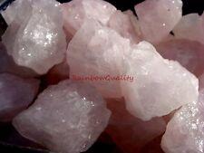 PINK BLOSSOM QUARTZ Rough Rock - 1 Lb Lot - The Crystal of Unconditional Love