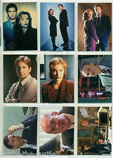 X-Files Series 1Trading Card Set of 72 Cards
