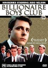 Billionaire Boys Club Disc Set Miniseries (DVD, 2005, 2-Disc Set)