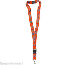 Auburn Tigers Break Away Lanyard with Double Sided Graphics