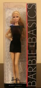 Barbie Basics Model No.01 - Collection 001, NRFB, MINT Condition
