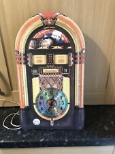 More details for light up battery operated jukebox wall clock