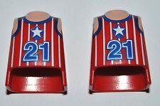 13701 Cuerpo jugador baloncesto 2u playmobil,body,deporte,basketball