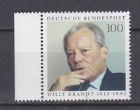 GER162 - GERMANY STAMPS 1993 WILLY BRANDT STATESMAN  MNH