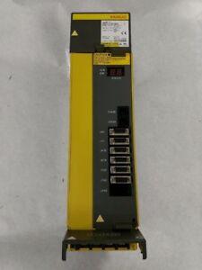 Fanuc A06B-6141-H011#H580 Spindle Amplifier Module