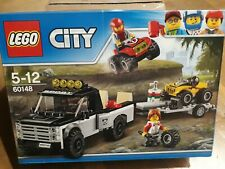Lego City 60148 ATV Race Team Pick Up Truck & Trailer.