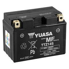 TTZ14S BATTERIA YUASA SIGILLATA 12V 11,8AH KTMAdventure R-1190 2013-2014